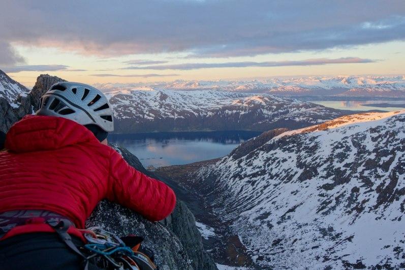 Baugen, Kvaloya, Northern Norway