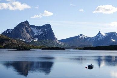 Eidetinden, Narvik Area, Northern Norway