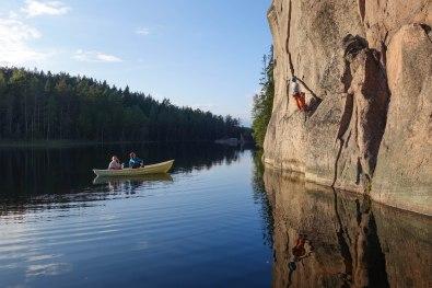 Olhavanlampi, Repoveden Kansallispuisto, Southern Finland