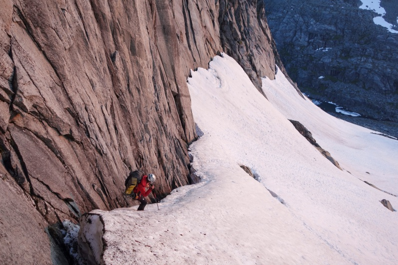 Stora Blåmannen, Kvaloya, Northern Norway