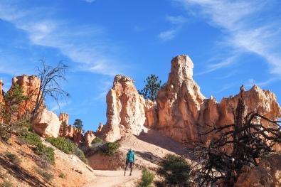 Peek-A-Boo Trail, Bryce Canyon, Utah