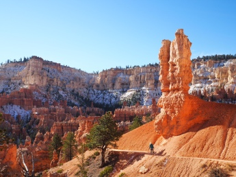 Peek-A-Boo Trail, Bryce Canyon, Utah