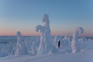 Riisitunturi, Posio, Northern Finland