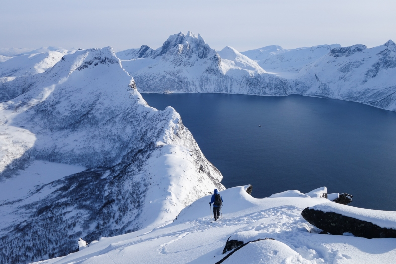 Segla, Senja Island, Northern Norway