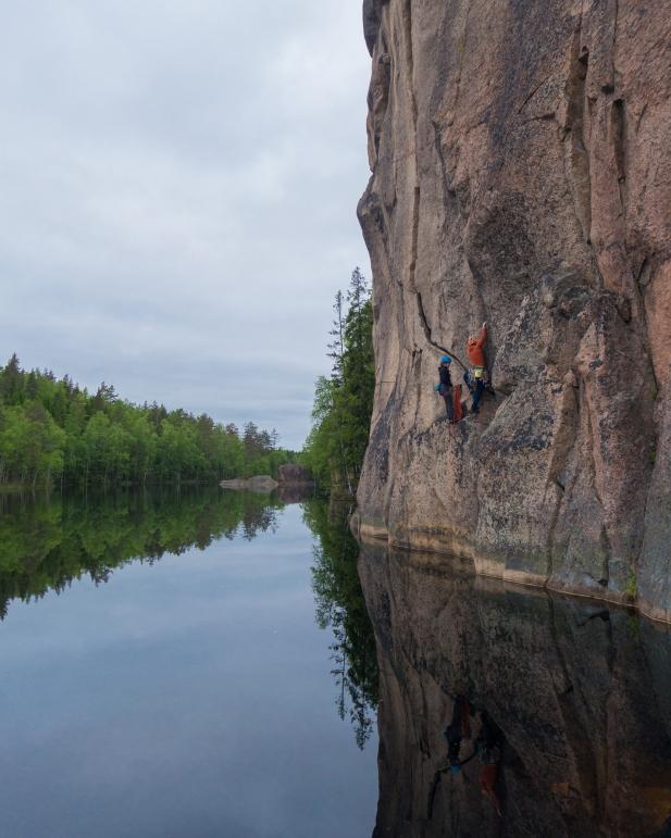Jojo, Repoveden Kansallispuisto, Eastern Finland