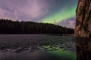 Olhavanlampi, Repoveden Kansallispuisto, Eastern Finland