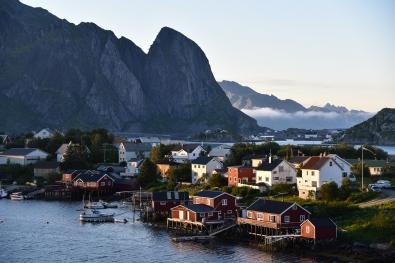 Village of Reine, Lofoten, Northern Norway
