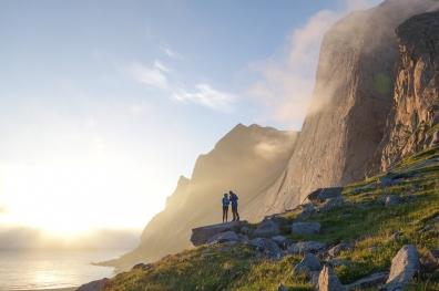 Helvetestinden, Lofoten, Northern Norway