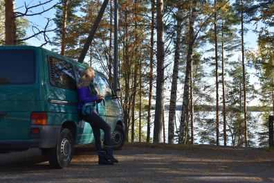 Päijänne National Park, Southeastern Finland
