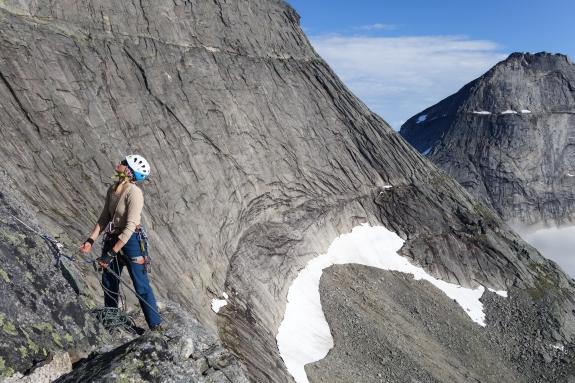 Stetind Sydpillaren, Norway